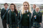 Cast of Derry Girls to be immortalised with mural in Derry City