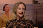 Saoirse Ronan's Late Late interview reveals her struggle with self-belief