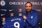 Higuain Premier League-bound as Chelsea confirm loan deal for Argentinian striker