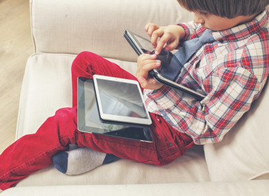 Why Is Screentime Bad For Young Children >> Guide Suggests Not Enough Evidence That Screen Time Is