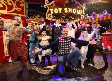 The Late Late Toy Show was Ireland's most-watched show last year, with over 1. million people tuning in on 30 November.