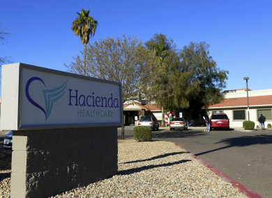 The healthcare centre in Phoenix, Arizona.