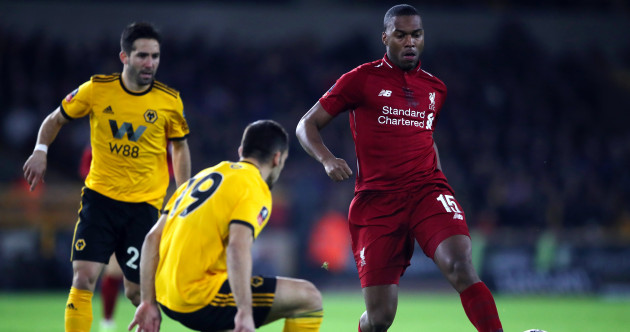 As it happened: Wolves vs Liverpool, FA Cup third round