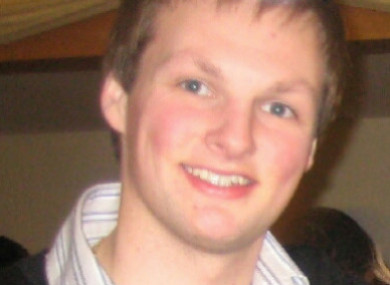 Shane O'Farrell was killed in 2011.