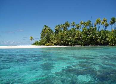 The Chagos Archipelago is made up of more than 60 individual tropical islands.
