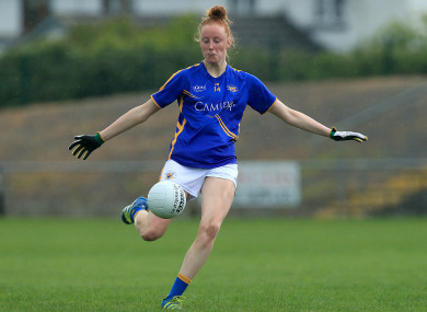 Aishling Moloney starred for Tipperary as the Premier County picked up a valuable victory over Cork.