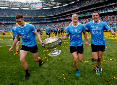 Dublin are chasing history in 2019.
