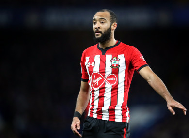 Potential Irish international Nathan Redmond.