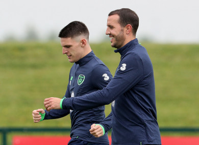 John O'Shea is the latest to call for a rule change around international allegiance.