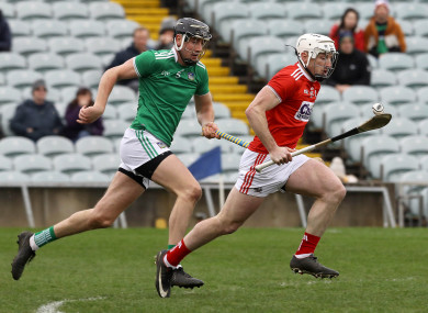 Patrick Horgan was Cork's top scorer again this afternoon.