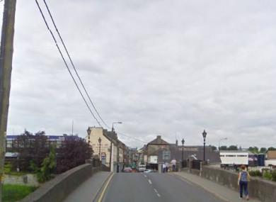Duke Street in Athy
