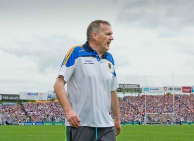 Eamon O'Shea (file pic).
