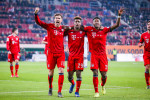 Bayern pile pressure on Dortmund in Bundesliga title race as Coman nets brace in dramatic win