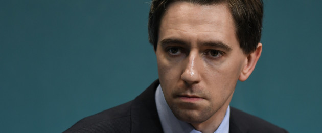 Minister for Health Simon Harris (file photo)