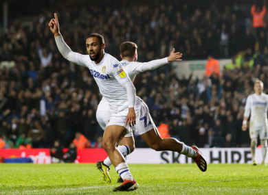 Roofe has scored 14 Championship goals for Marcelo Bielsa's promotion chasers this term.