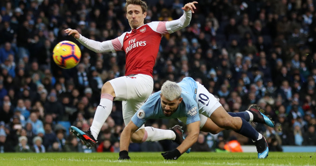 As it happened: Manchester City v Arsenal, Premier League