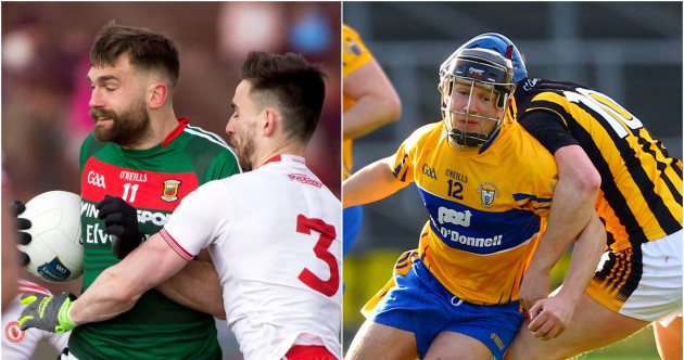 As It Happened: Clare v Kilkenny, Tyrone v Mayo, Cork v Wexford - Sunday GAA match tracker