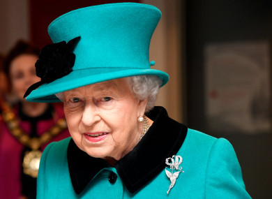 Before becoming monarch, Queen Elizabeth stayed in Windsor during the Second World War.