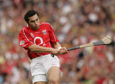 Seán Óg Ó hAilpín was part of the North Mon side that won the Dr Harty Cup in 1994.