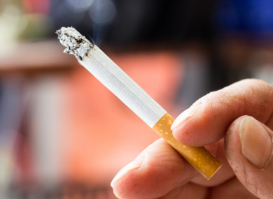Hawaii is considering a law to ban cigarettes being sold to