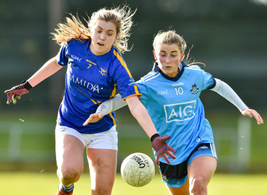 Dublin got back to winning ways thanks to a flurry of goals this afternoon.