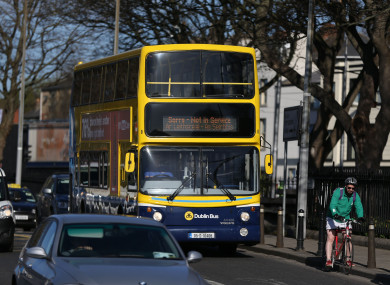 File photo: Dublin Bus
