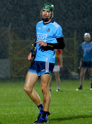 Dublin hurler Chris Crummy.