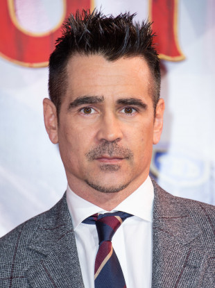 Colin Farrell: 'Ireland is a marvel - the same-sex ...