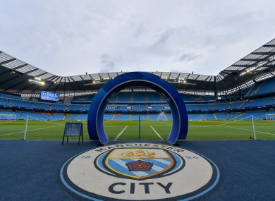 City are now under formal investigation, Uefa announced.