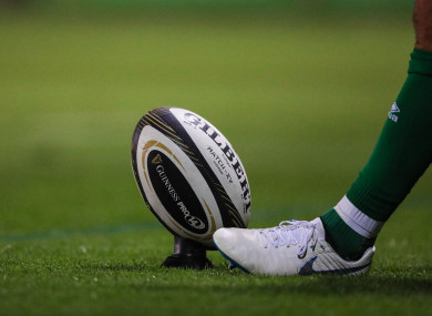 Next season's Pro14 to kick off late, with break to fall on