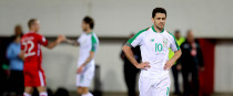 Robbie Brady after Ireland's 1-0 win against Gibraltar on Saturday.