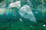 File photo. Plastics in ocean