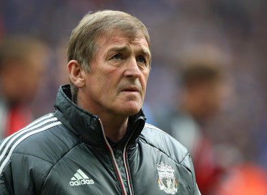 Kenny Dalglish has two stints as Liverpool manager.