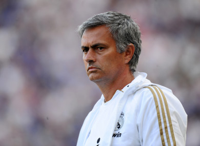 Image result for real madrid mourinho