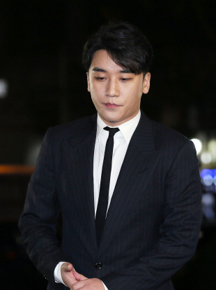 Singer Seungri has also been implicated in the scandal.