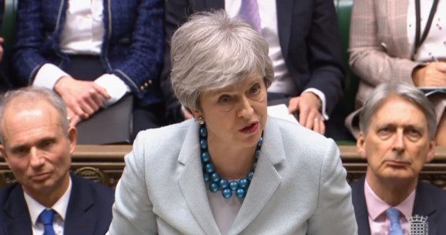 As It Happened: Theresa May plans to bring her Brexit deal back for a Commons vote this week