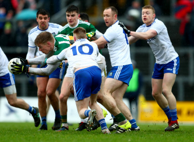 Tommy Walsh impressed in Kerry's victory today.