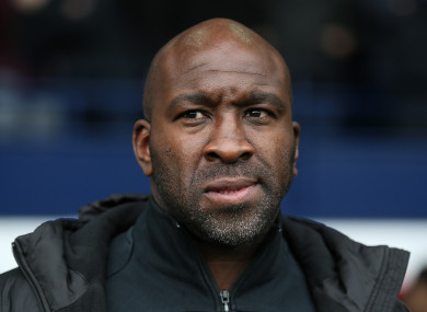 West Brom are currently fourth in the Championship.