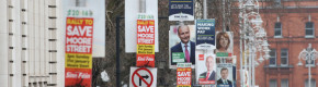 Poll: Should election posters be banned?