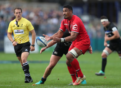 Jerome Kaino: 'It's not going to be easy.'