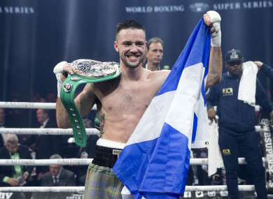 Scottish sensation Josh Taylor's WBSS semi-final and world title fight will be shown live on Sky.