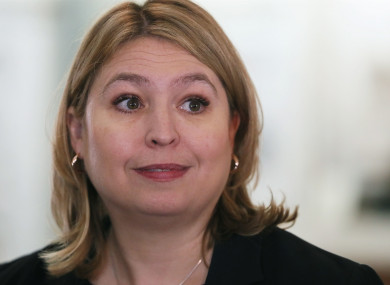 NI Secretary of State Karen Bradley