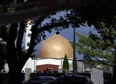 The Al Noor Mosque in Christchurch
