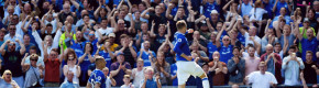 Man United suffer humiliating loss to Everton