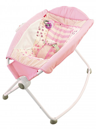 The recalled Fisher-Price Rock 'n Play sleeper