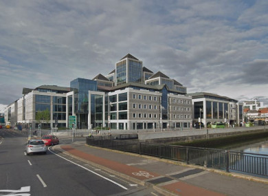George's Quay Plaza is part of Green Reit's portfolio