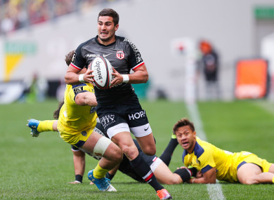 Toulouse and Clermont produced a 10-try thriller this afternoon.