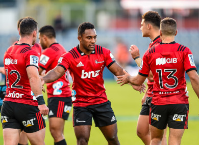 Reece scored two tries on Friday.