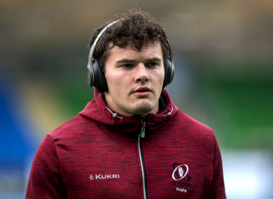 Stockdale started at 15 for Ulster last weekend.