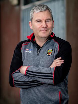 Mayo football manager James Horan.